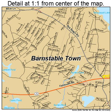 Barnstable Directions