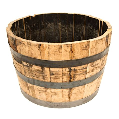 Barrel Planter Lowes