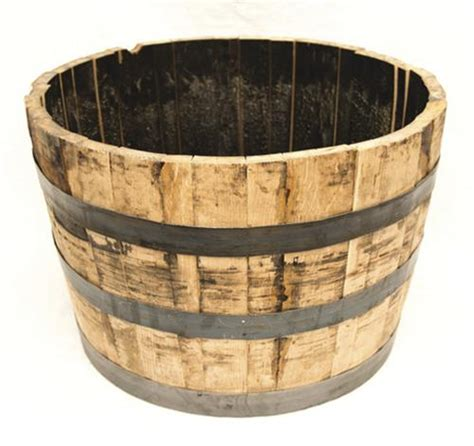 Barrel Planters Menards