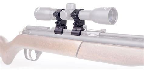 Barrel Scope Mount Benjamin Air Rifle And Beeman 177 22 Dual Caliber Pellet Air Rifle
