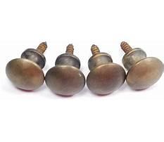 Best Barrister bookcase knob