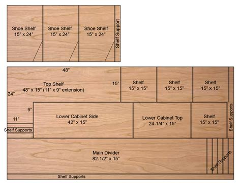 Base-Cabinet-Plan-And-Cut-Sheet