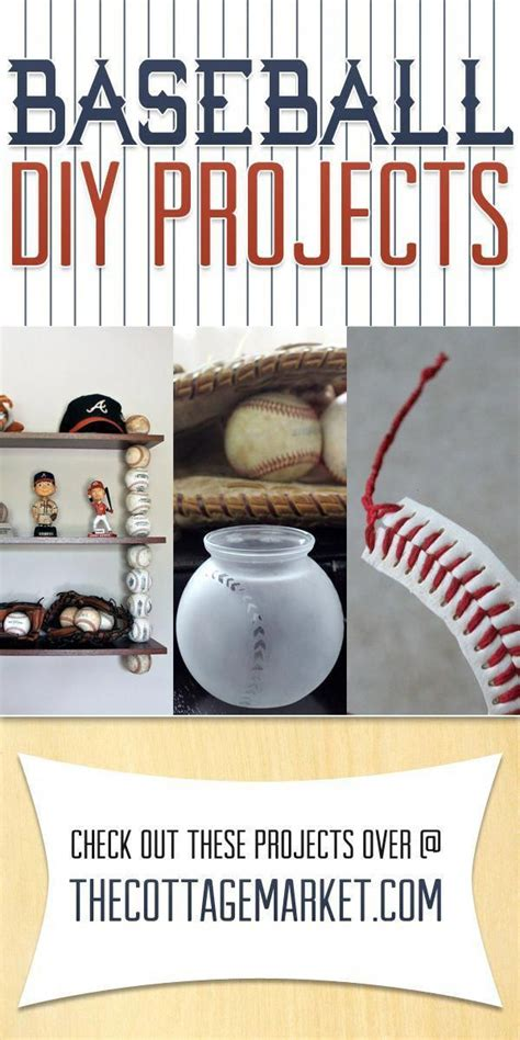 Baseball Diy Ideas