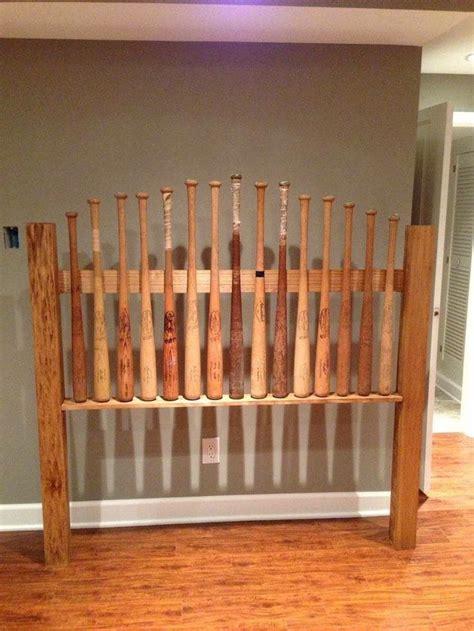 Baseball-Bat-Headboard-Plans