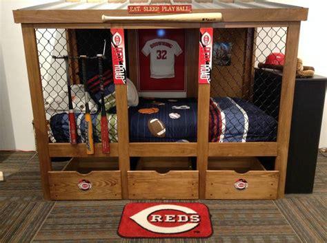 Baseball-Bed-Plans