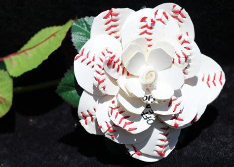 Baseball-Roses-Diy