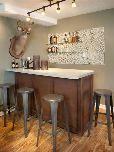 Basement Bar Plans