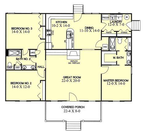 Basement-House-Plans-3-Bed-2-Bath