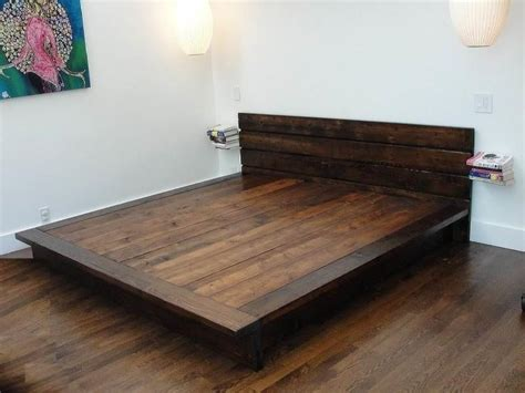 Basic Diy King Bed