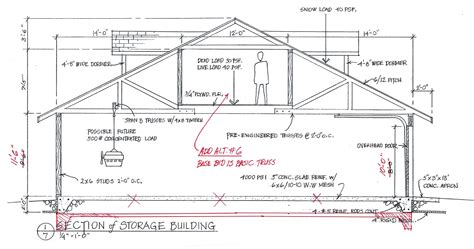 Basic Garage Construction Plans