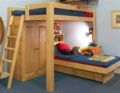 Basic-Loft-Bed-Plan