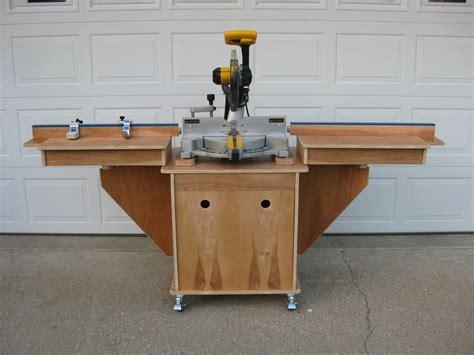 Basic-Miter-Saw-Table-Plans