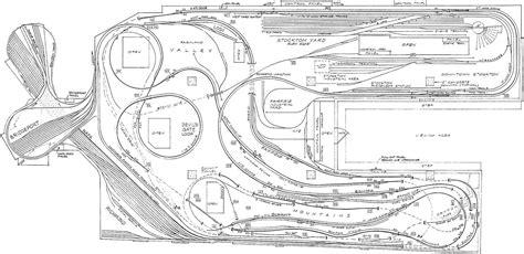Basic-Model-Railroad-Track-Plans