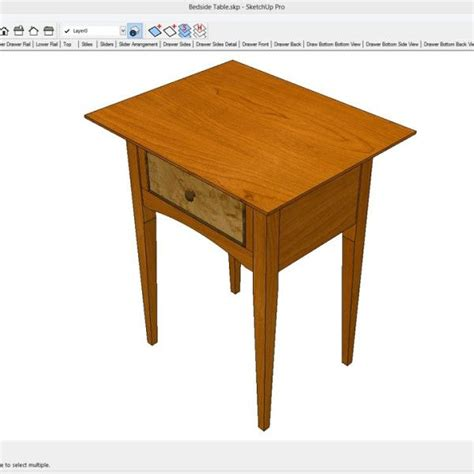 Basic-Sketchup-2014-For-Woodworkers
