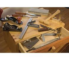 Best Basic furniture building tools