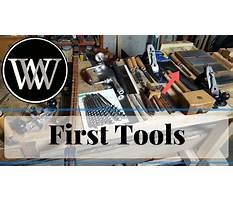 Best Basic tools for a hand tool woodworking shop starter tool set for the workshop