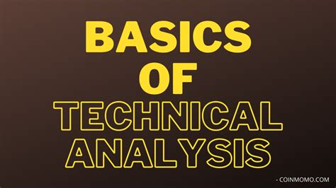 [click]basics Of Technical Analysis - Investopedia.