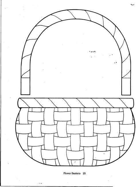 Basket-Template-Printable