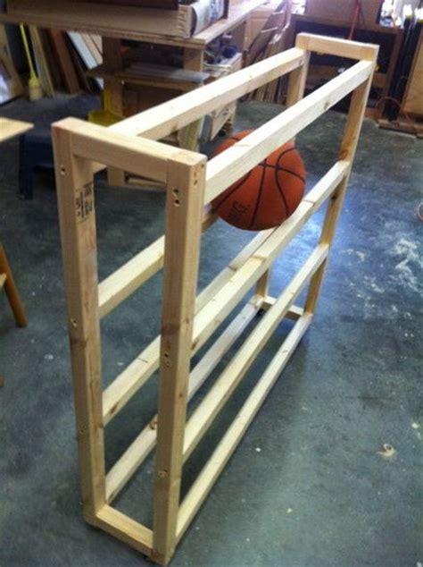 Basketball-Rack-Diy