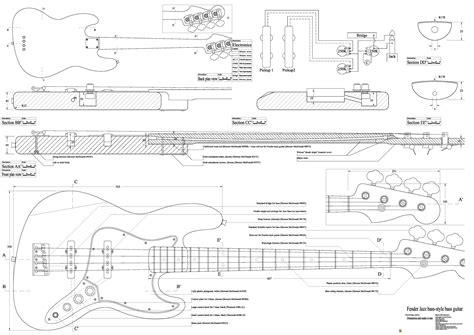 Bass-Guitar-Plans