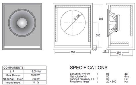 Bass-Reflex-Speaker-Cabinet-Plans