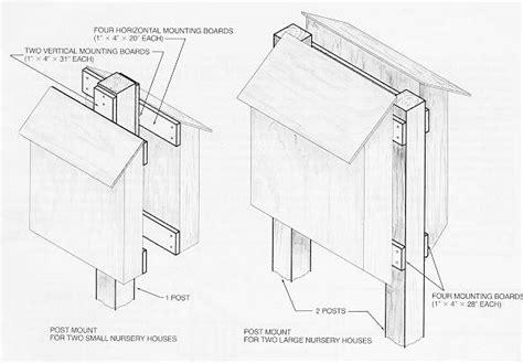 Bat-Conservation-International-Bat-House-Plans