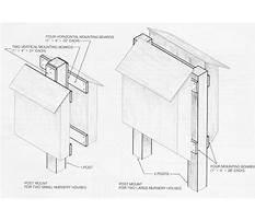 Best Bat conservation international bat house plans.aspx
