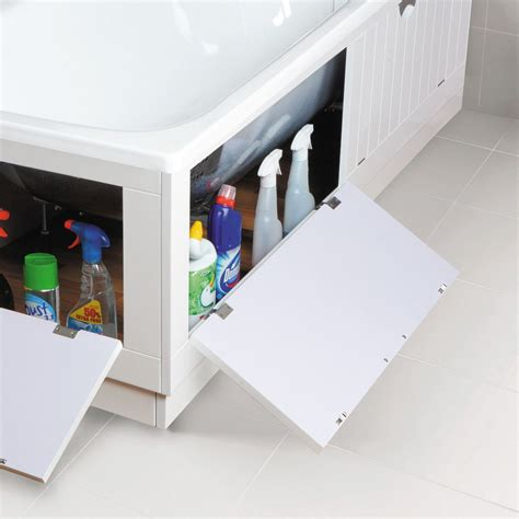 Bath Storage Panel Diy Christmas