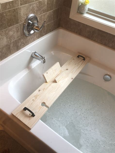 Bath-Tub-Tray-Woodworking-Plans