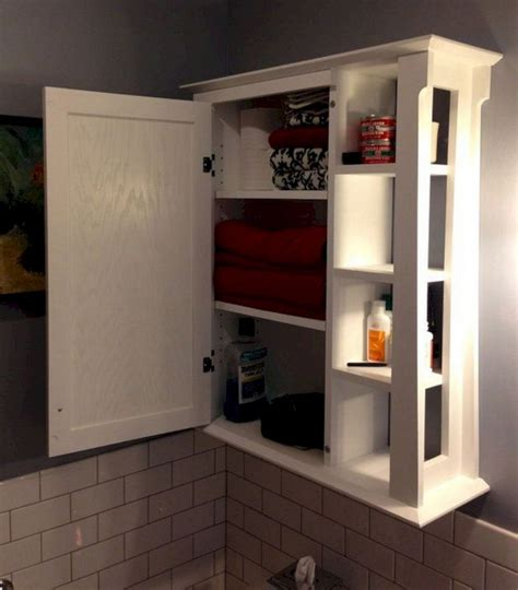Bathroom Hanging Wall Cabinets Plans