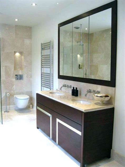 Bathroom Mirror Cabinet Diy Benchtop