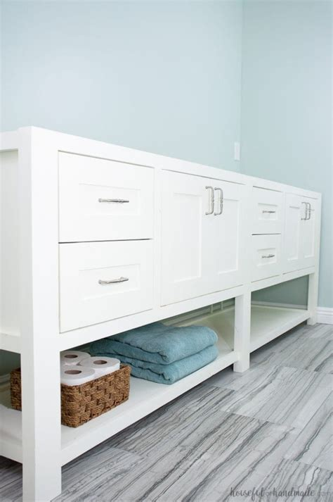 Bathroom Shelf Plans To Build