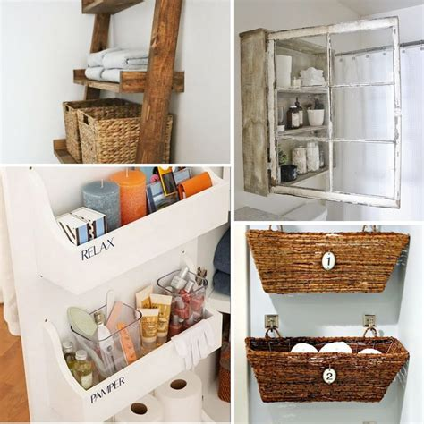 Bathroom Shelving Diy Plans