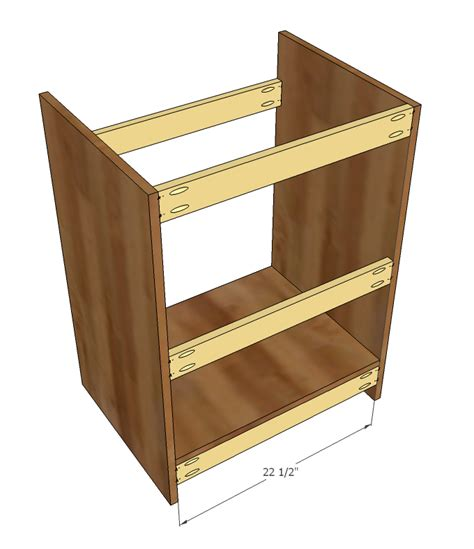 Bathroom Vanity Plans Woodworking