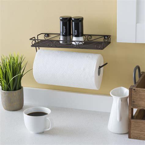 Bathroom Paper Towel Holder