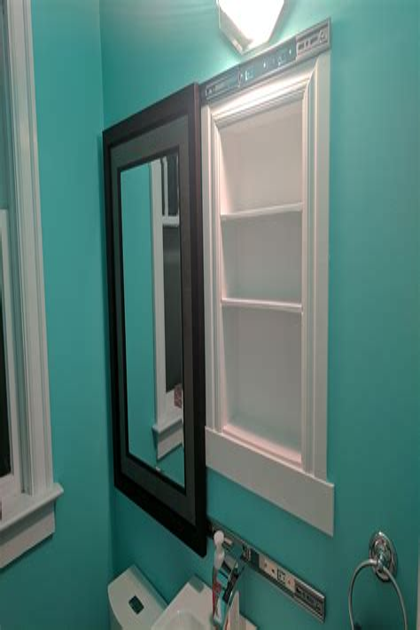Bathroom-Mirror-Cabinet-Diy