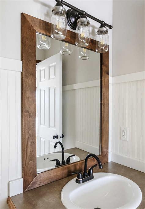 Bathroom-Mirror-Frames-Wood-Diy
