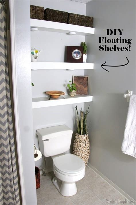 Bathroom-Shelves-Above-Toilet-Diy