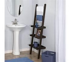 Best Bathroom ladder shelf.aspx