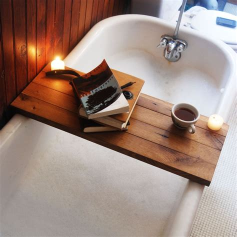 Bathtub Table Tray Diy