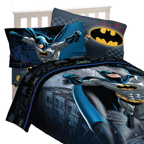 Batman Bedding Set Twin