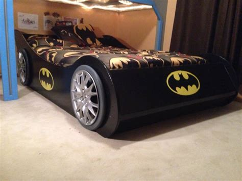 Batmobile Bed Diy