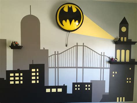 Batmobile Bed Diy Decor