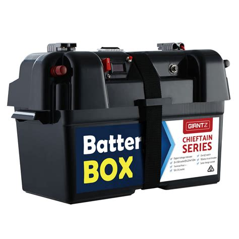 Battery Box Diy Ground Penetrating