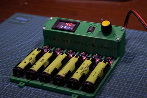 Battery Charger Box Diy Crafts