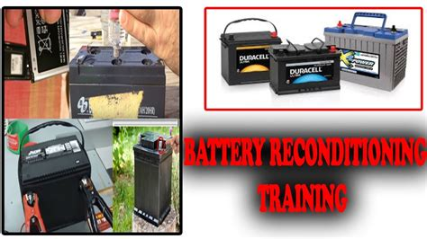 Battery Reconditioning In Winnetka