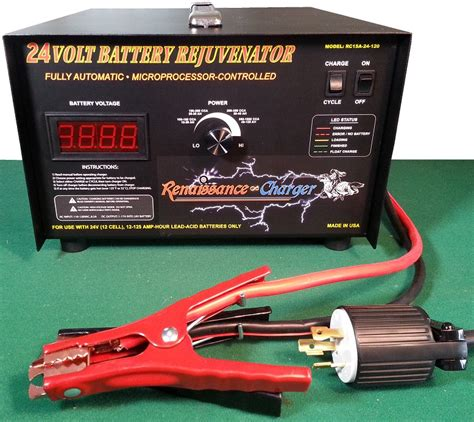 Battery Rejuvenator Kit