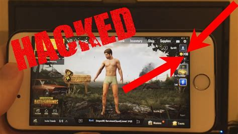 Battle Points Hack PUBG Mobile
