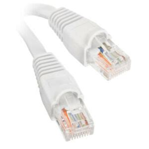 BattleBorn 300 Foot CAT6 Ethernet Network Patch Cable Premium (White) C6MB-300WHI