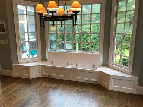 Bay Window Bench Seats Plansee Express